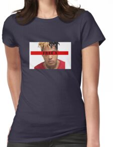 free xxxtentacion Womens Fitted T-Shirt