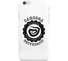 Carcosa University - True Detective iPhone Case/Skin