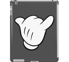 Mickey's Hand - Call Me! iPad Case/Skin