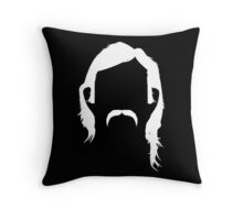 Rust Cohle - True Detective Throw Pillow