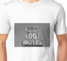 Route 66 motel sign Unisex T-Shirt