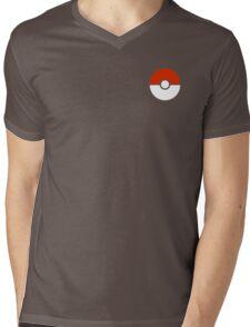 Ball Mens V-Neck T-Shirt