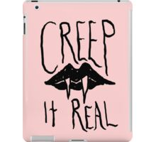 Creep It Real iPad Case/Skin