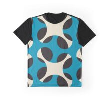 interpenetration seamless pattern #298 Graphic T-Shirt