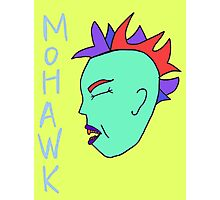 Mohawk Photographic Print
