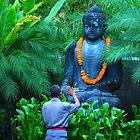 Villa Shambala Seminyak Bali by Ronald Rockman