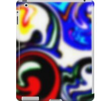 Oil Paints iPad Case/Skin