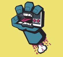 Dead Gamer's Hand by tumblingtshirts
