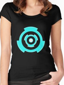 Overwatch Tracer Chronal Accelerator Women's Fitted Scoop T-Shirt