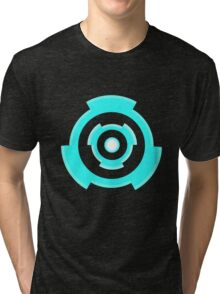 Overwatch Tracer Chronal Accelerator Tri-blend T-Shirt