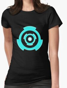 Overwatch Tracer Chronal Accelerator Womens Fitted T-Shirt