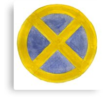 X-Men (Yellow) Canvas Print