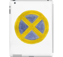 X-Men (Yellow) iPad Case/Skin