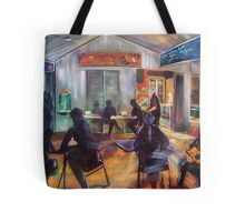 Rock Latino Agnes Water - Gassan Sangari Tote Bag