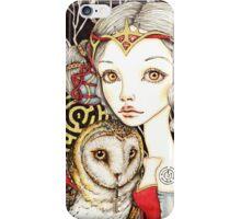 Ariadne iPhone Case/Skin