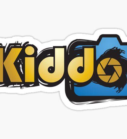 Kiddo Photography Original Logo Sticker