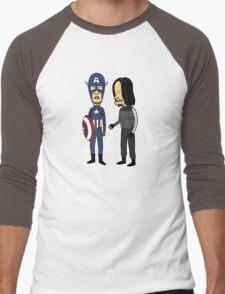 Steven and Buckhead Men's Baseball ¾ T-Shirt