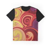 Sliced Graphic T-Shirt