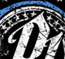 AJ Styles Logo Sticker