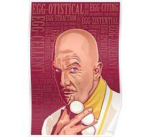 Vincent Price Egghead Poster