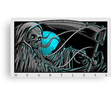 Heartless Reaper Canvas Print