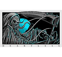 Heartless Reaper Photographic Print