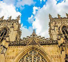 York Minster  by pushing-pixels