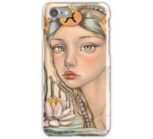 Pisces Girl iPhone Case/Skin