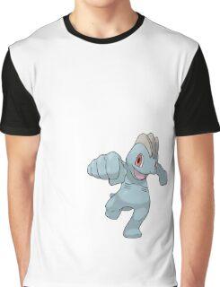 Pokemon - Machop Graphic T-Shirt