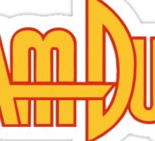 Slam Dunk Logo Sticker