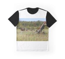 Farming the land Graphic T-Shirt