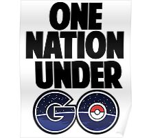 One Nation Under Go  Poster