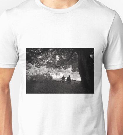 Capture and Contemplation - Japan Unisex T-Shirt