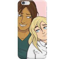 Yumikuri in Lesbians iPhone Case/Skin