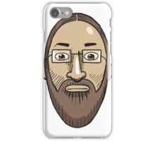 HarmonQuest: God Spencer iPhone Case/Skin