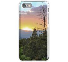 Rockies Sunset iPhone Case/Skin