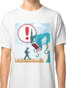 Pokemon Go Loading Page Classic T-Shirt