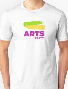 Arts Party T-Shirt T-Shirt