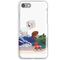 Hijack Sleepover! iPhone Case/Skin