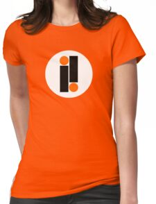 Impulse Record Label Womens Fitted T-Shirt