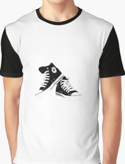 High Tops Graphic T-Shirt