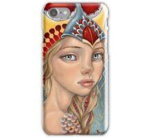 Regina del Mare iPhone Case/Skin