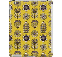 Sun flowers iPad Case/Skin