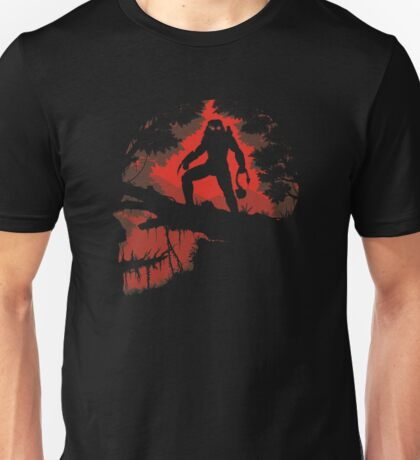 Jungle Hunter Predator Unisex T-Shirt