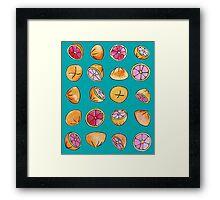 Love of Grapefruit Framed Print