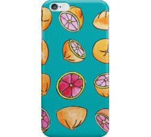 Love of Grapefruit iPhone Case/Skin