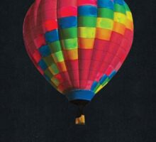 Coldplay - Hot Air Balloon Sticker