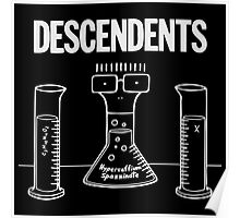 The Descendents Poster