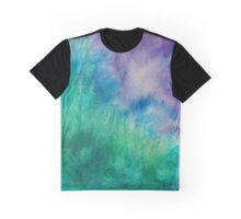 Under Bright Moon Graphic T-Shirt