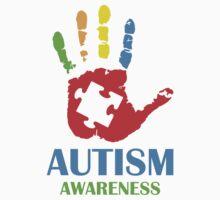 Autism Awareness by DesignFactoryD